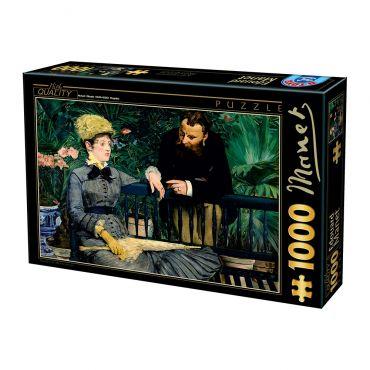 Puzzle 1000 Edouard Manet 03