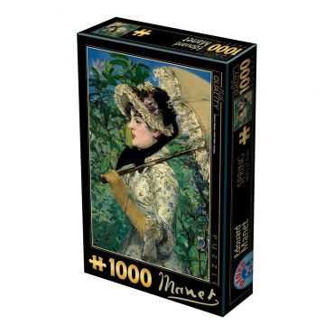 Puzzle1000 Edouard Manet 02