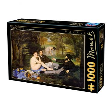 Puzzle 1000 Edouard Manet 04