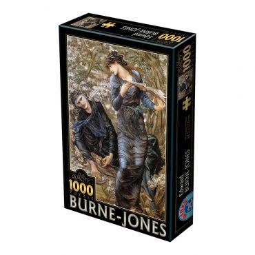 PUuzzle 1000 Edward Burne-Jones 02