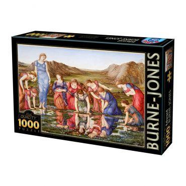 Puzzle 1000 Edward Burne-Jones 01