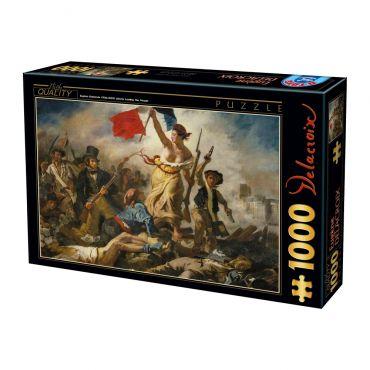 Puzzle 1000 - Eugene Delacroix