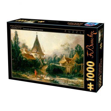 Puzzle 1000 Francois Boucher 01
