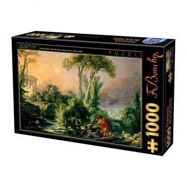 Puzzle 1000 Francois Boucher 02