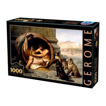 Puzzle 1000 Jean-Leon Gerome 04