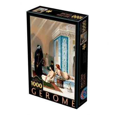 Puzzle 1000 Jean-Leon Gerome 02