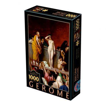Puzzle 1000 Jean-Leon Gerome 01