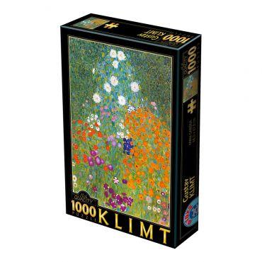 Puzzle 1000 Gustav Klimt 09