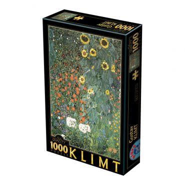 Puzzle 1000 Gustav Klimt 08
