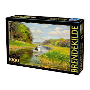 Puzzle 1000 Brendekilde 01