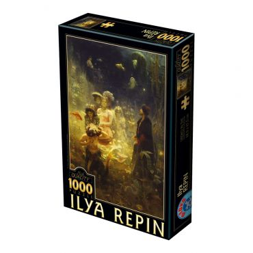 Puzzle 1000 - Ilya Repin