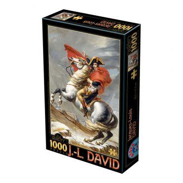 Puzzle 1000 Jacques-Louis David 01