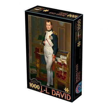 Puzzle 1000 Jacques-Louis David 02