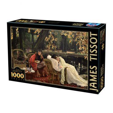 Puzzle 1000 James Tissot 02