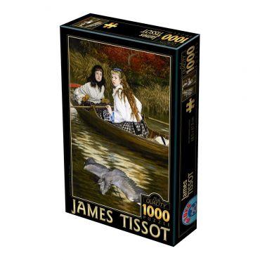 Puzzle 1000 James Tissot 01