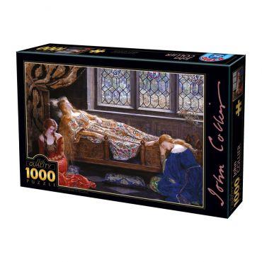 Puzzle 1000 - John Collier