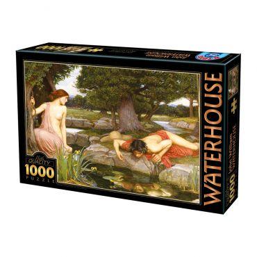 Puzzle 1000 Waterhouse 02