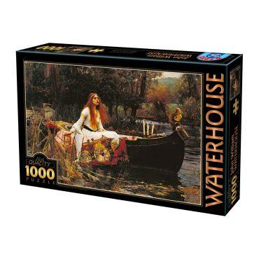 Puzzle 1000 Waterhouse 01