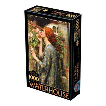 Puzzle 1000 Waterhouse 04