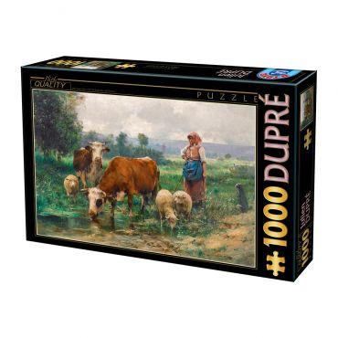 Puzzle 1000 Julien Dupre 02