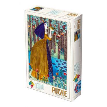 Puzzle 1000 Andrea Kürti - 02 The Frog Princess
