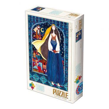 Puzzle 1000 Andrea Kürti - 03 Arabian Nights