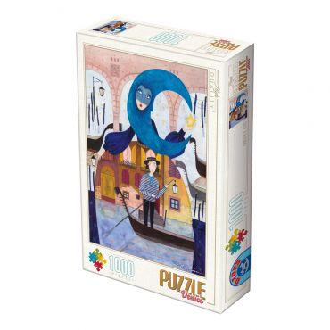Puzzle 1000 - Kürti Andrea - Cities (Venice)