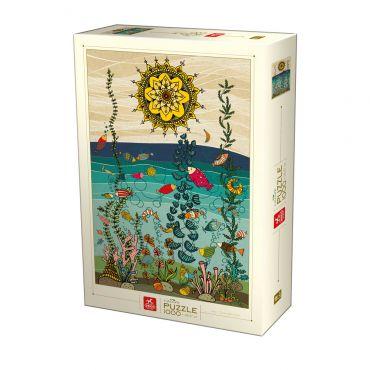 Nature Puzzle - Aquatic - 1000 piese