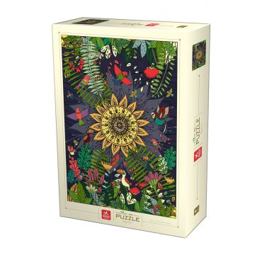 Puzzle 1000 Nature Tropical