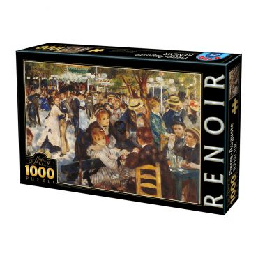 Puzzle 1000 Renoir 06