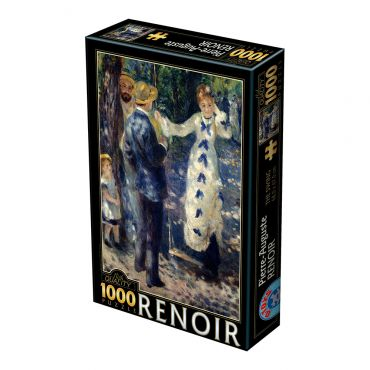 Puzzle 1000 Renoir 03