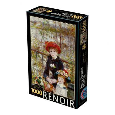 Puzzle 1000 Renoir 01
