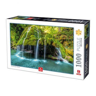 Puzzle 1000 Piese Romania - Cascada Bigar