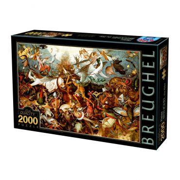 Puzzle 2000 pcs Breughel 02