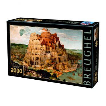 Puzzle 2000 pcs Breughel 01