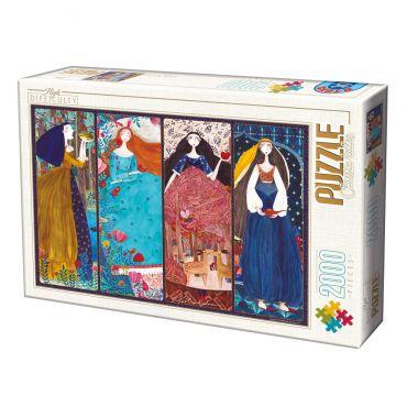 Puzzle 2000 - Kürti Andrea