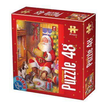 Puzzle - Crăciun 48 Piese -2