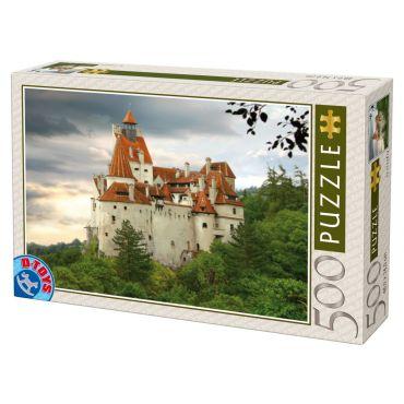 Puzzle 500 - Castelul Bran