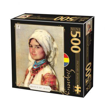 Mini Puzzle 500 Piese Grigorescu - 2