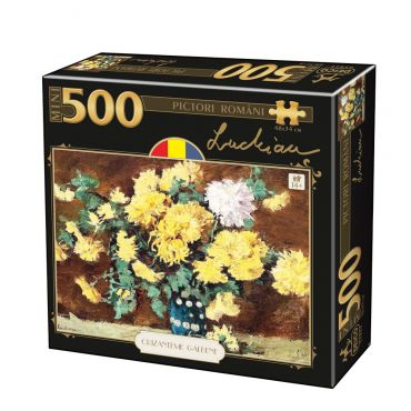 Mini Puzzle 500 Piese Luchian - 1