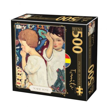 Mini Puzzle 500 Piese Tonitza - 2