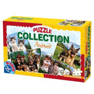 Puzzle Collection Animale Foto (24,35,48,60 pcs) 2