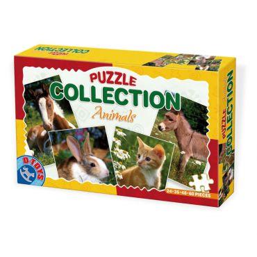 Puzzle Collection Animale Foto (24,35,48,60 pcs) 1