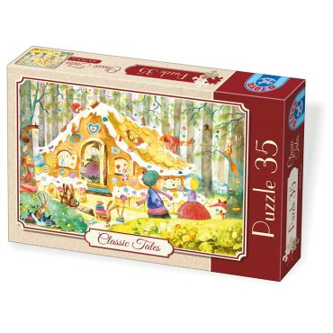 Puzzle 35 Classic Tales - 2