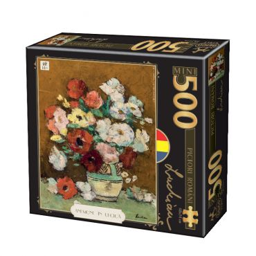 Mini Puzzle 500 Piese Luchian - 2