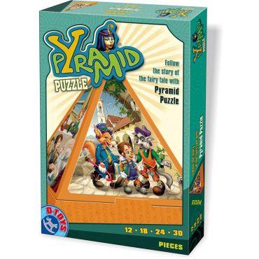 Puzzle Special Pyramid - Basme - 2