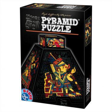 Pyramid Puzzle 504 Piese Arta Precolumbiana - 1
