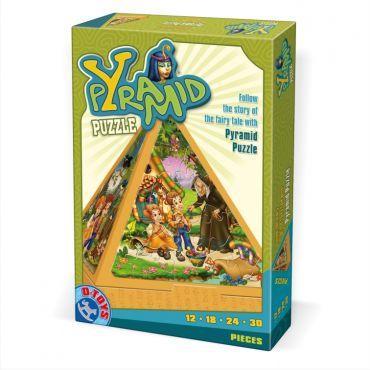 Puzzle Special Pyramid - Basme - 1