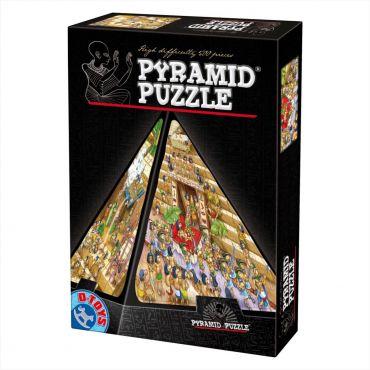Pyramid Puzzle Cartoon 500 piese