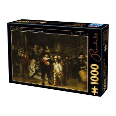 Puzzle 1000 - Rembradt van Rijn